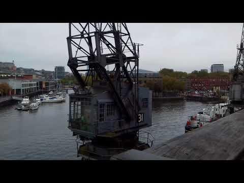Bristol docks, harbour