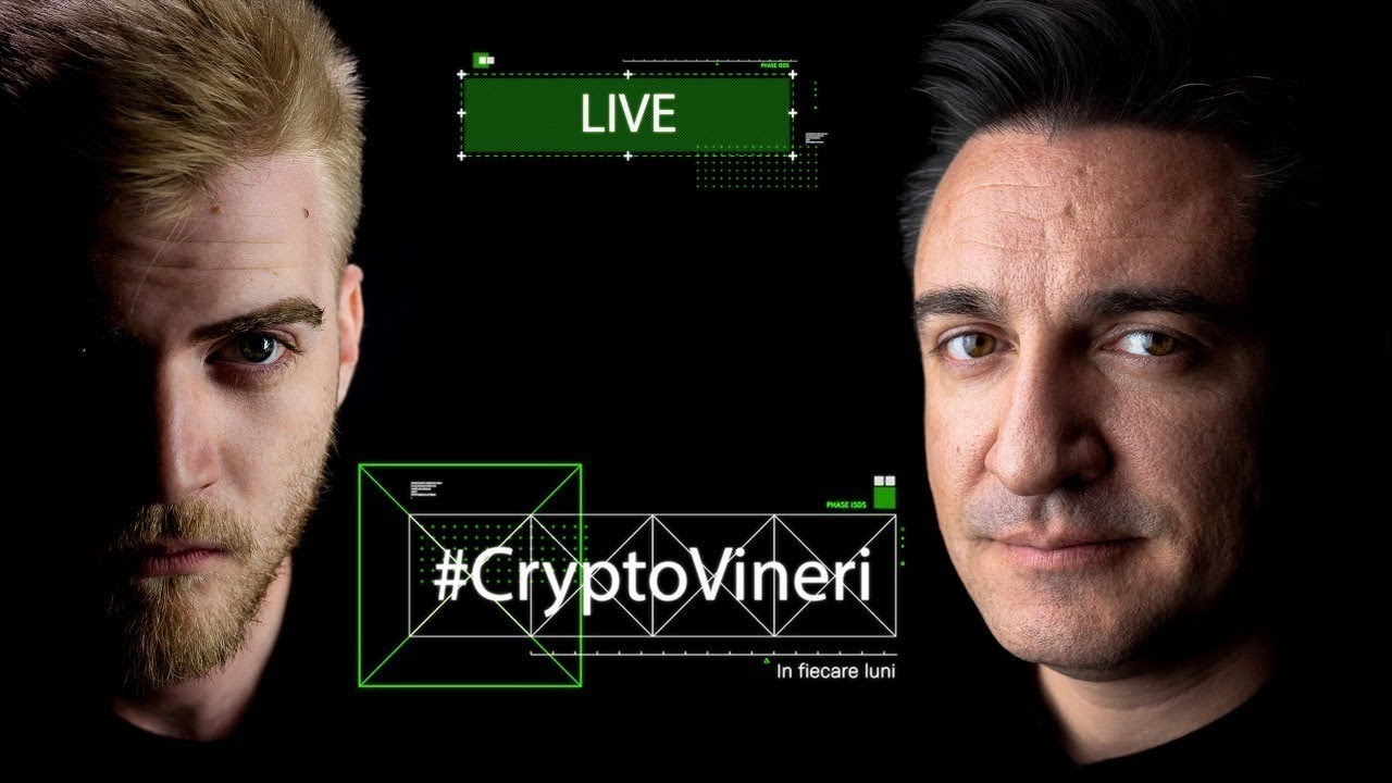 LIVE #CRYPTOVINERI - Moneda Facebook și ETH 2.0