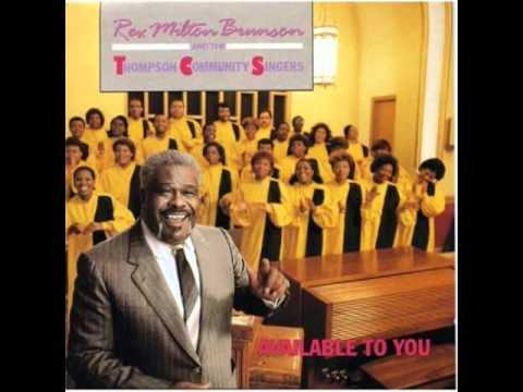 Rev Milton Brunson I'm Free.mpg