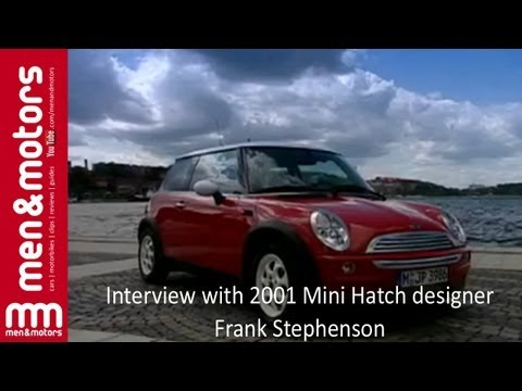 Interview With 2001 Mini Designer Frank Stephenson