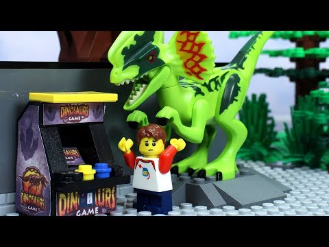 LEGO JURASSIC WORLD ARCADE 7