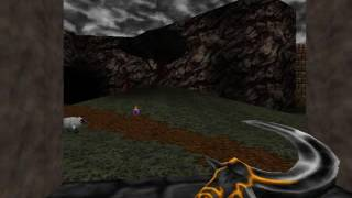 Hexen 2 running on modern PC