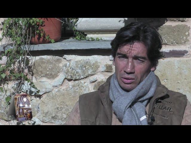 Entrevista con el torero Curro Díaz
