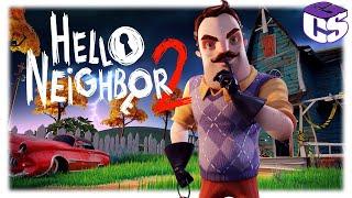 A szociopata szomszéd visszatér!   Hello Neighbor 2 (Alfa)