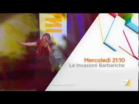 Le invasioni Barbariche: mercoledì 5/3 alle 21.10