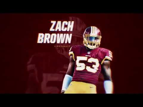 Redskins Pro Bowl Testimonials: LB Zach Brown