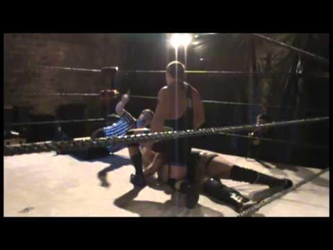 New Frontiers(2015) Match 5-Justice Jones vs. Joey Avalon