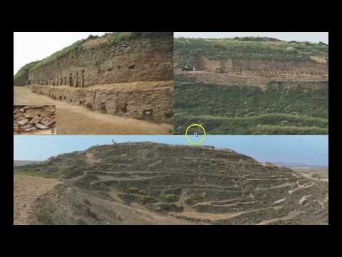 Massive Pyramid, Lost City and Ancient Sacrifice Site Unearthed In China