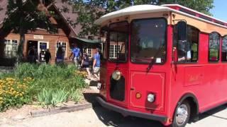 Door County Trolley - Scenic, Wine, & Ghost Tours of Door County - Door County Family Fun