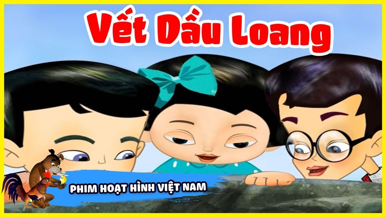 Những Hiệp Sĩ Xanh - Tập 7: Vết Dầu Loang | Phim Hoạt Hình Việt Nam Hay Nhất