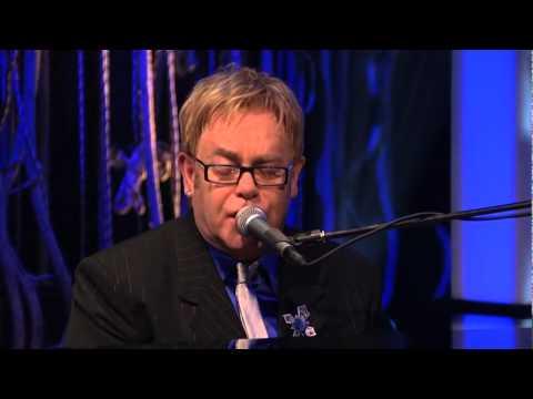 Elton John   Down River better quality