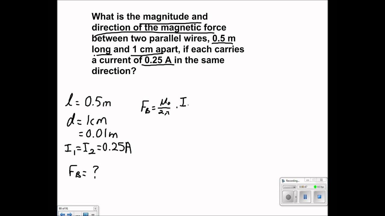 physics homework #64