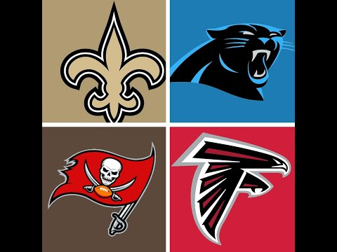 2020 NFL Predictions, Odds and Betting Tips | NFC South | Falcons - Panthers - Saints - Buccaneers