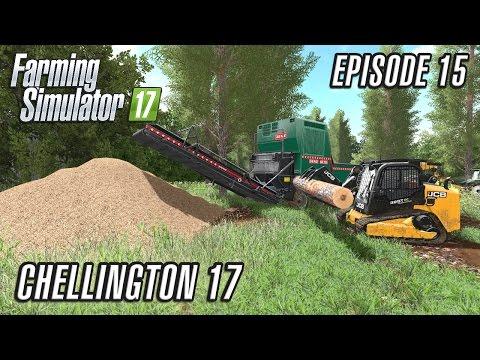 Let's Play Farming Simulator 2017   Chellington 17   Episode 15