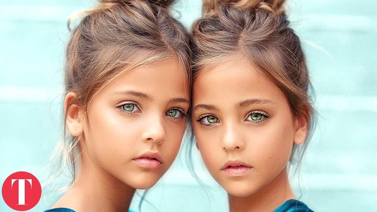 20-те најубави деца модели од целиот свет