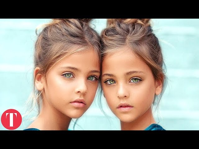20 Most Beautiful Kid Models From Around The World
