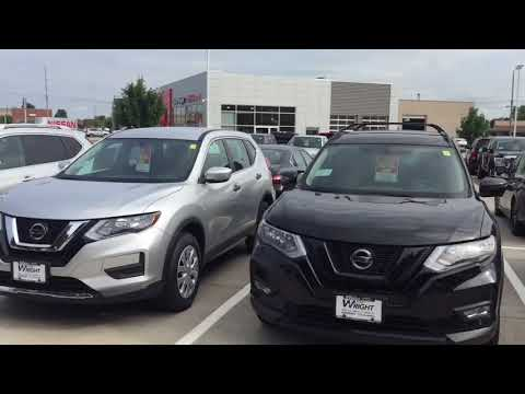 Nissan red tag sale at Dave Wright Nissan