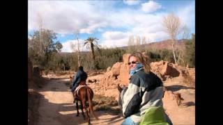 Equitrekking Morocco – Equestrian Outdoor Sport Travel | Horseback Riding Vacations in Morocco