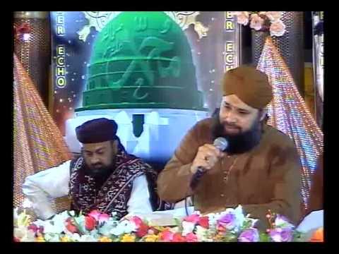 Great kalam of Great Imam Hassan Raza khan Barelvi Recited by Owais Qadri Part 01.flv
