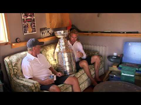 Jeff Carter's Day With The Cup