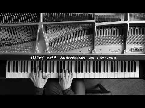 Radiohead –Paranoid Android Piano