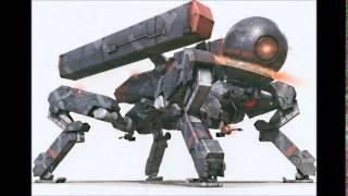 Metal Gear Solid Peace Walker - Peace Walker battle theme 2 extende...
