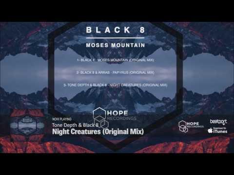 Tone Depth & Black 8  - Night Creatures