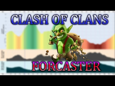 How To Farm With Clash Of Clans Forecaster