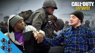 CALL OF DUTY: WWII - BARON CORBIN vs. AUSTIN CREED - Gamer Gauntlet