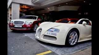 Amazing cars from Dubai 1