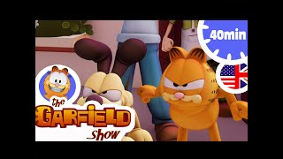 THE GARFIELD SHOW - 40 min - New Compilation #17