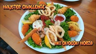 Wakacyjny Majster Challenge Mix Owoców Morza Wazzup :)