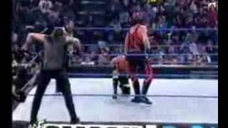 undertaker vs chris jericho vs kane vs benoit wwf