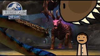 Jurassic World The Game | Maelstrom 08