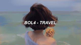 BOL4(볼빨간사춘기) - Travel(여행) Easy Lyrics
