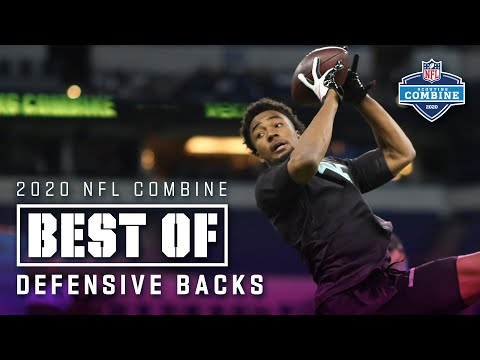 Best Of Defensive Back Workouts At The 2020 NFL Scouting Combine