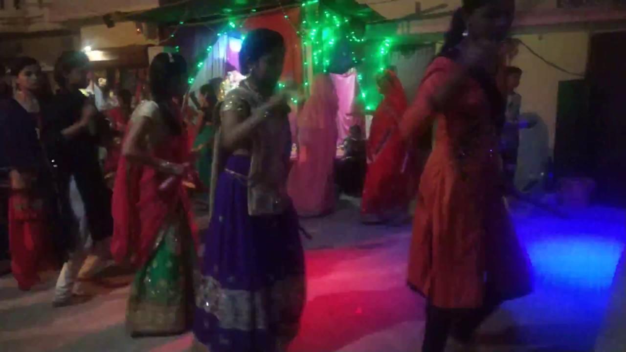 best garba dance 2018 // बेस्ट गरबा डांस 2018 //garba indore