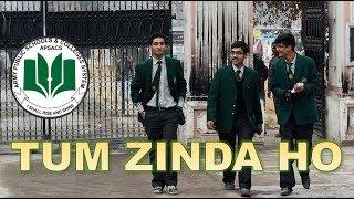 Tum Zinda Ho | Rahat Fateh Ali Khan | Hina Nasrullah | Tribute to Martyres of Army Public School