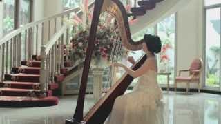 "Sentuh Hatiku - Maria Shandi [Harp Cover] by Maria Pratiwi ""The Harpist"" - Stafaband"