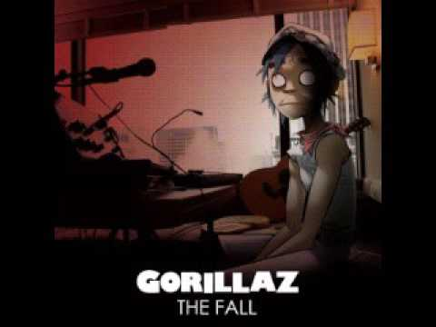 Gorillaz - The Fall [Full Album]