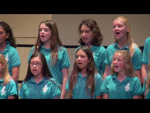 Down, Down the Chimney (Rothenburg)-- Twin Peaks Middle School Choir