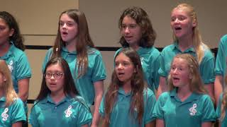 Down, Down the Chimney (Rothenburg)-- Twin Peaks Middle School Choir