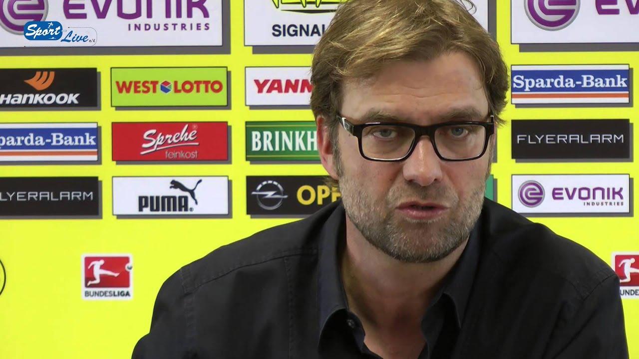 BVB Pressekonferenz vom 25. April 2013 vor dem Spiel Fortuna Düsseldorf gegen Borussia Dortmund