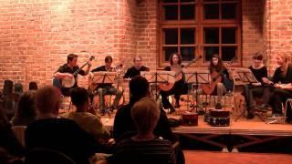 USA Traditional Les Bouffons, Ltg. Antje Stahl Städtische Musikschule Johann Sebastian Bach Potsdam Gitarre Spandau 06.11.2011 ...