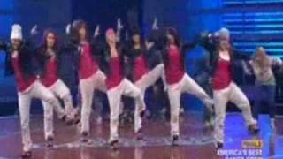 ABDC season 3 finale - Just Dance group dance [S03E08]