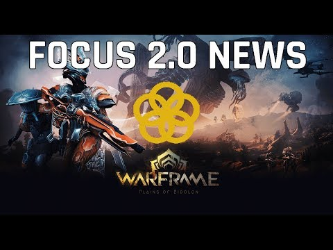 Focus 2.0: Madurai and Zenurik notes | WarFrame PLAINS OF EIDOLON notes