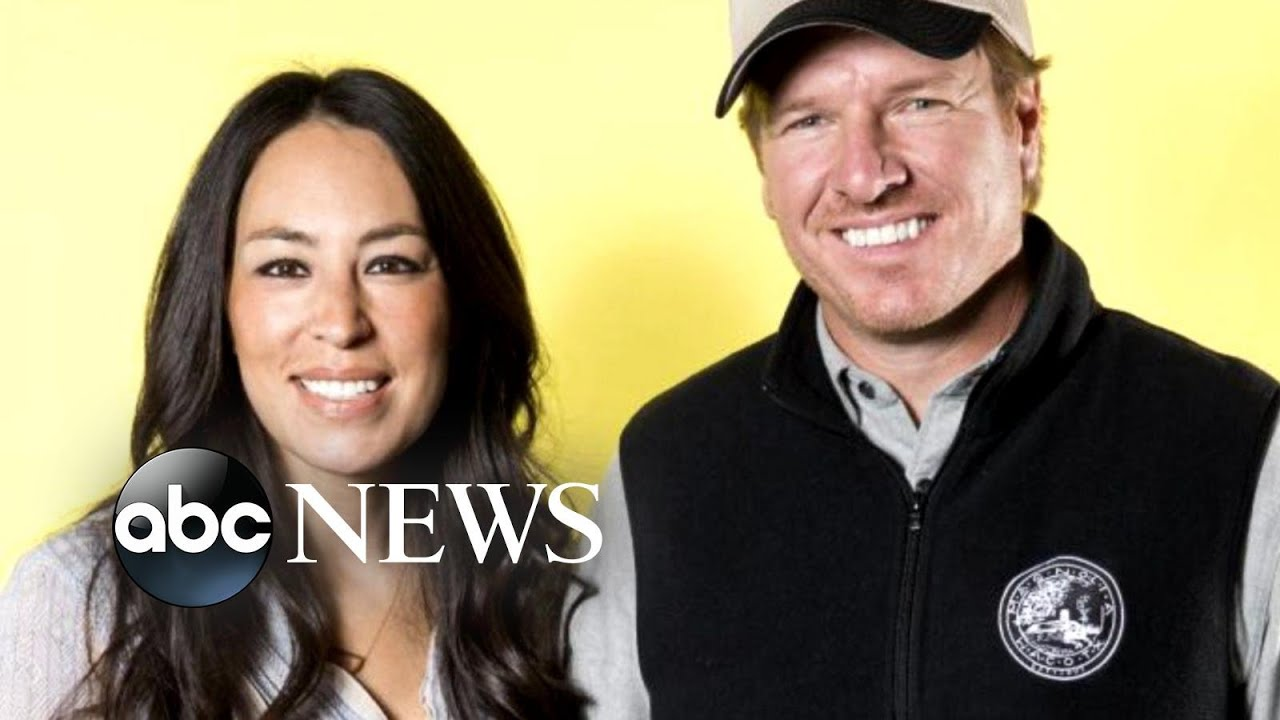 Wildly Popular Fixer Upper Show To End After Season 5 Youtube