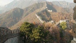 """""""Perjalanan Suci"""" ke Gunung Spiritual China"""