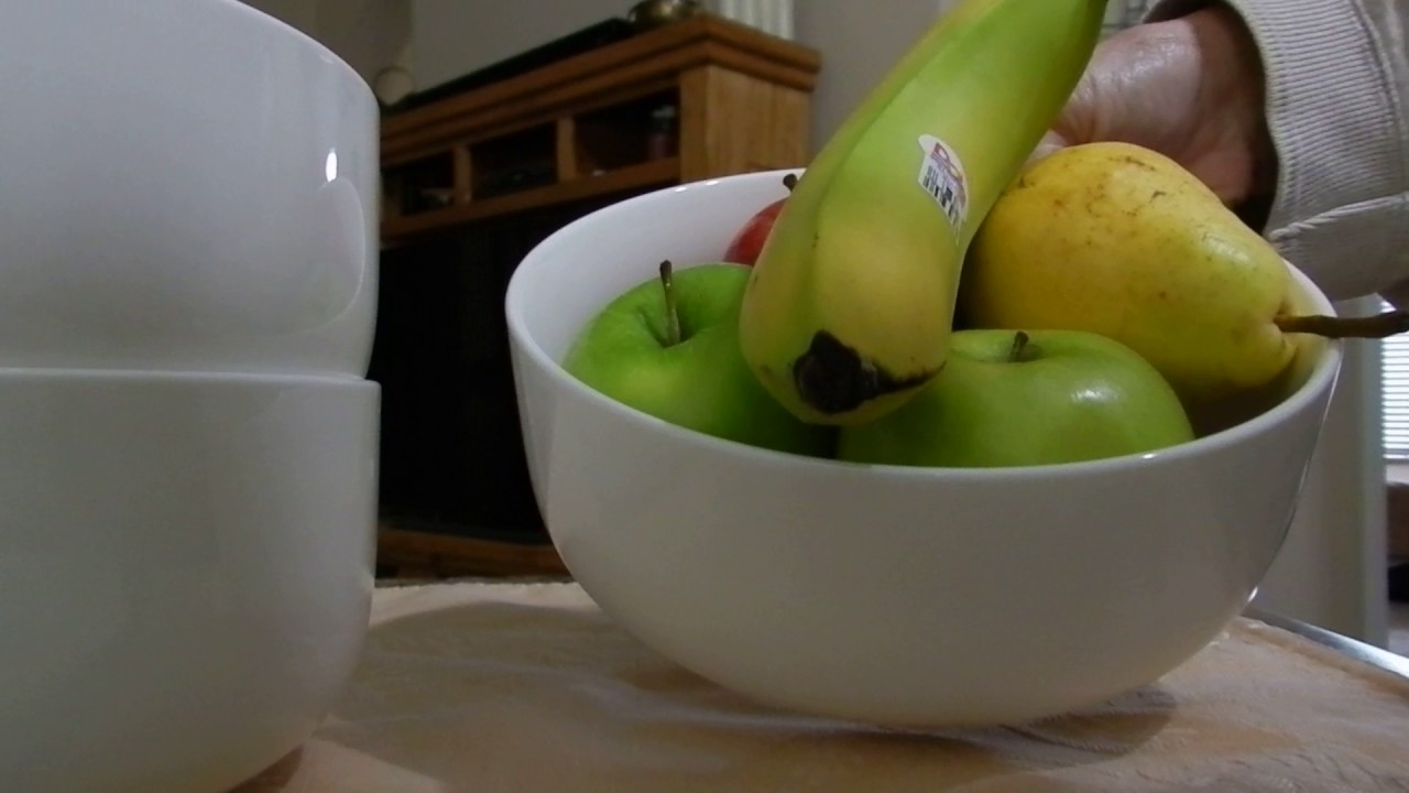 DOWAN 4 Pack Porcelain Serving Bowls 1 2 Quart White
