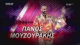 The Voice of Greece 2018 | Οι καλύτερες στιγμές του Πάνου Μουζουράκη